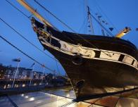 The ss Great Britain, Photo by David Noton