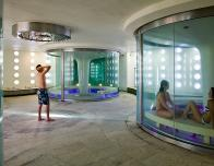 Steam Room at Thermae Bath Spa