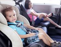 Kids in the backseat