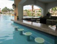 Swim-Up Bar at Beaches Resort T&C