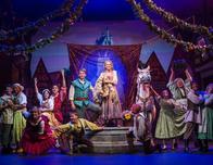 musical Tangled on Disney Magic.
