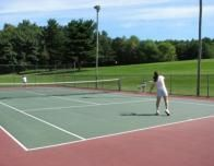 Tennis Court at Sunny Hill Resort