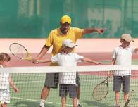 Tennis Lessons at Ritz Carlton Dubai