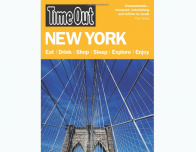 Time Out New York Book Cover - 21st edition