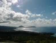 Diamond Head Summit - The Sun Sparkling Through the Clouds
