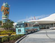 Loews Cabana Bay Resort at Universal Orlando is a new one!
