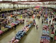 Convention Center hosted the Vera Bradley Outlet Sale in 2013