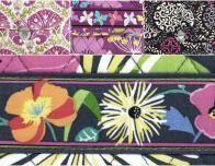 Vera Bradley's famous patterns