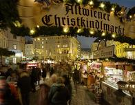 Old Viennese Christmas Market in Vienna; photo c> Wien.info