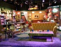 "Warner Bros Studio Tour, set of Central Perk from ""Friends"""