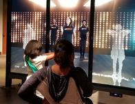 National Museum of African American History and Culture interactive exhibits