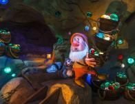 Visit in September when lines are shorter at new rides like the 7 Dwarfs Mine Train.