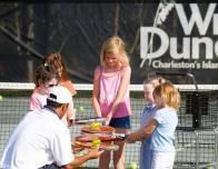 Tennis Lessons at Wild Dunes