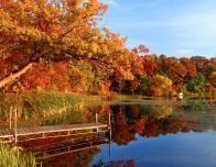 Apple River, Amery, Wisconsin