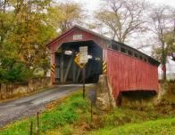 Covered Bridge, Pennsylvania