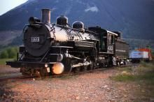 Catch a ride on the Cumbres and Toltec Scenic Narrow-Gauge Railroad