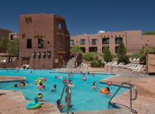 Pool Fun at Hyatt Regency Tamaya