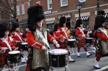 Join the fun at the Scottish Christmas Walk