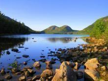 Maine - Jordan Pond Acadia
