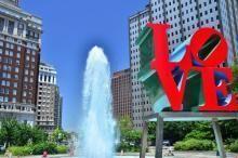 JFK Plaza in Philadelphia; Photo by B. Krist-GPTMC