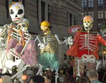 Feeling spooky? Celebrate Halloween in New York City