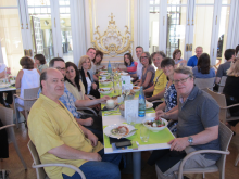 Dining is a big part of Multigenerational Trips, which often celebrate a life milestone.