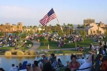 Phoenix parks are filled with summer festivals.