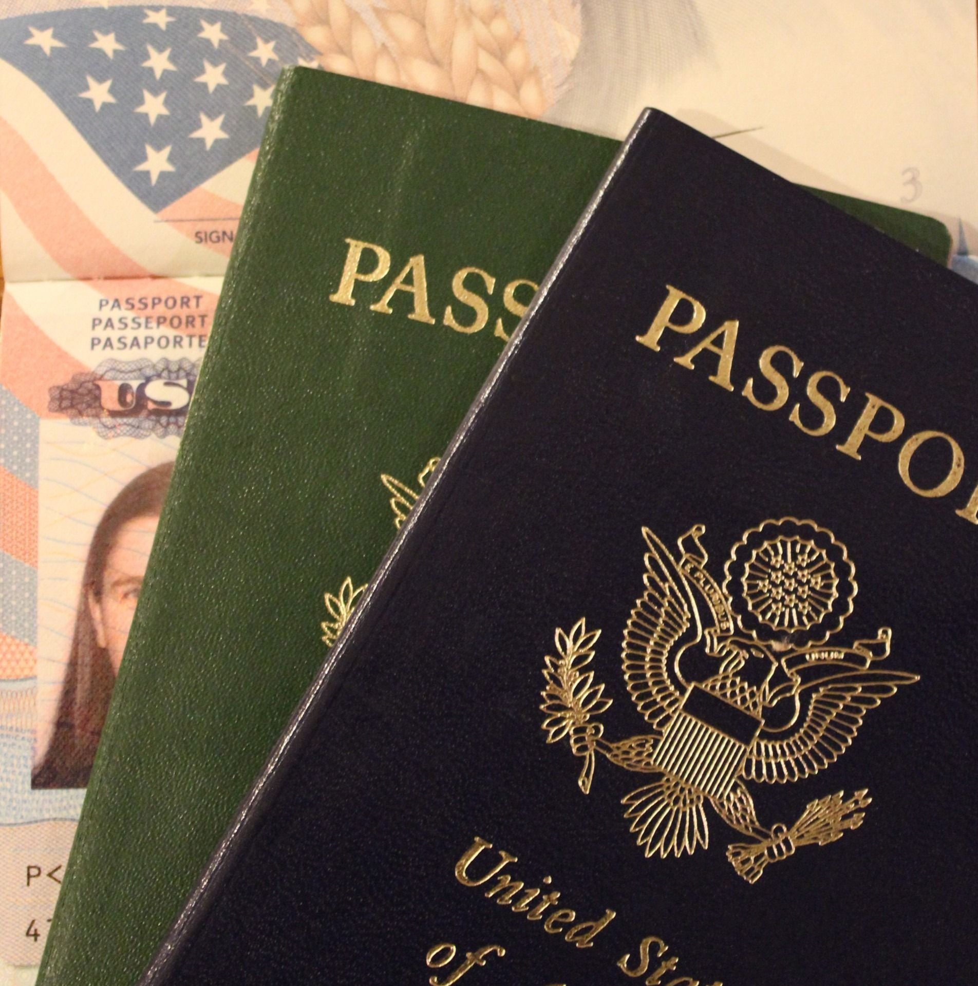 How to get a biometric passport for adolescents and adults