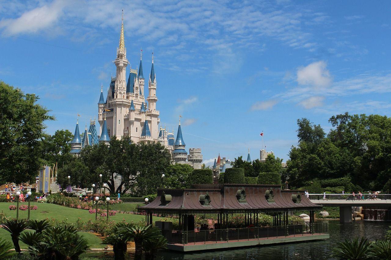 Gathering The Clan, Reunions At Florida's Disney World Resort