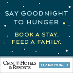 Give Back with Omni Hotels