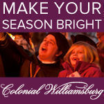 Holidays in Colonial Williamsburg