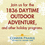 Conner Prairie Holiday Programs