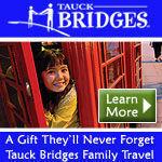 Tauck Bridges Family Tours