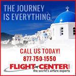 Flight Center Airfare Deals