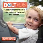 Go by Bolt Bus