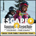 Gunnison Crested Butte Holidays