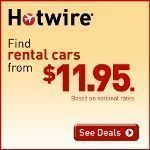 Rent Cars at Hotwire
