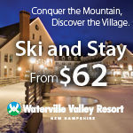 Waterville Valley Ski Vacations