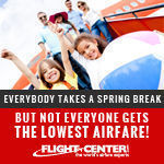 Flight Center Airfare Deals